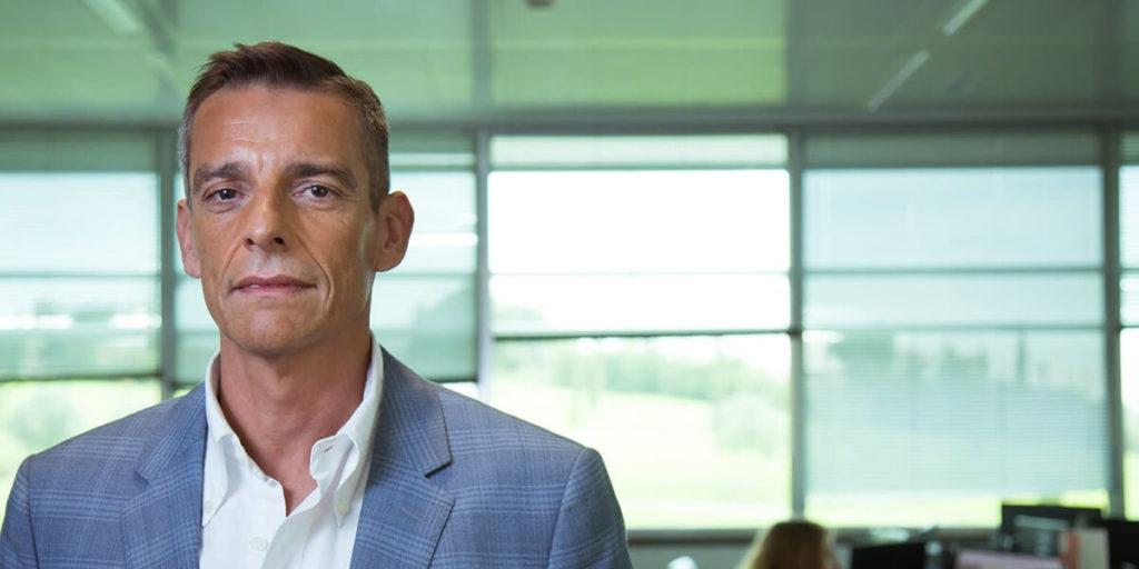 """Miguel Capelão: """"Es fundamental que las empresas cambien para no correr el riesgo de desaparecer en un futuro""""."""