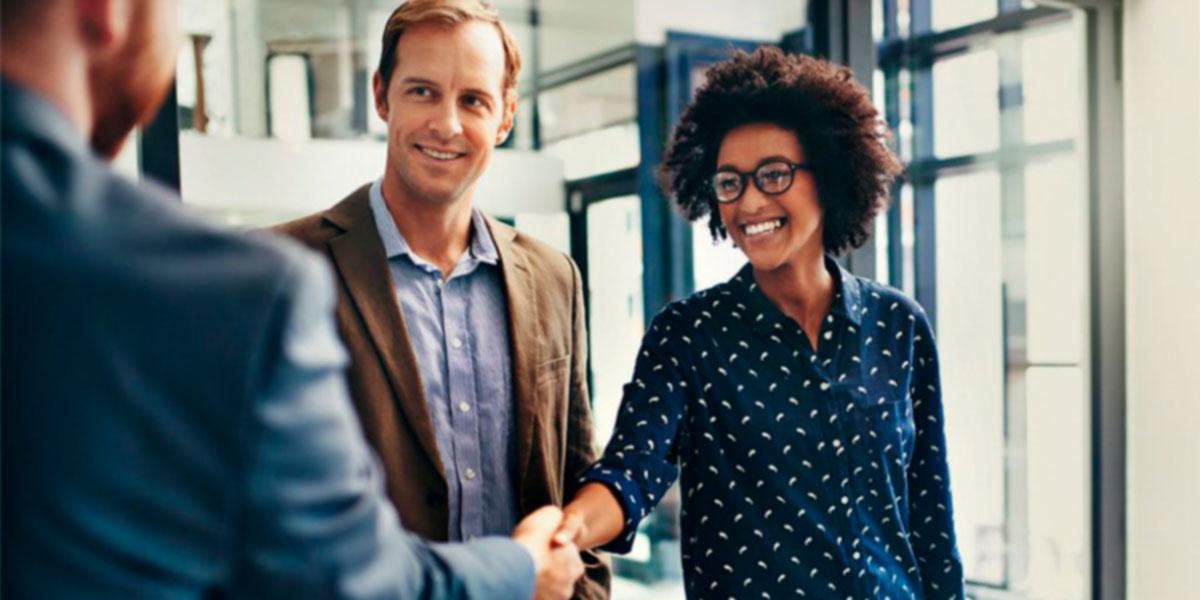 A transformação da gestão vista por dois homens e uma mulher