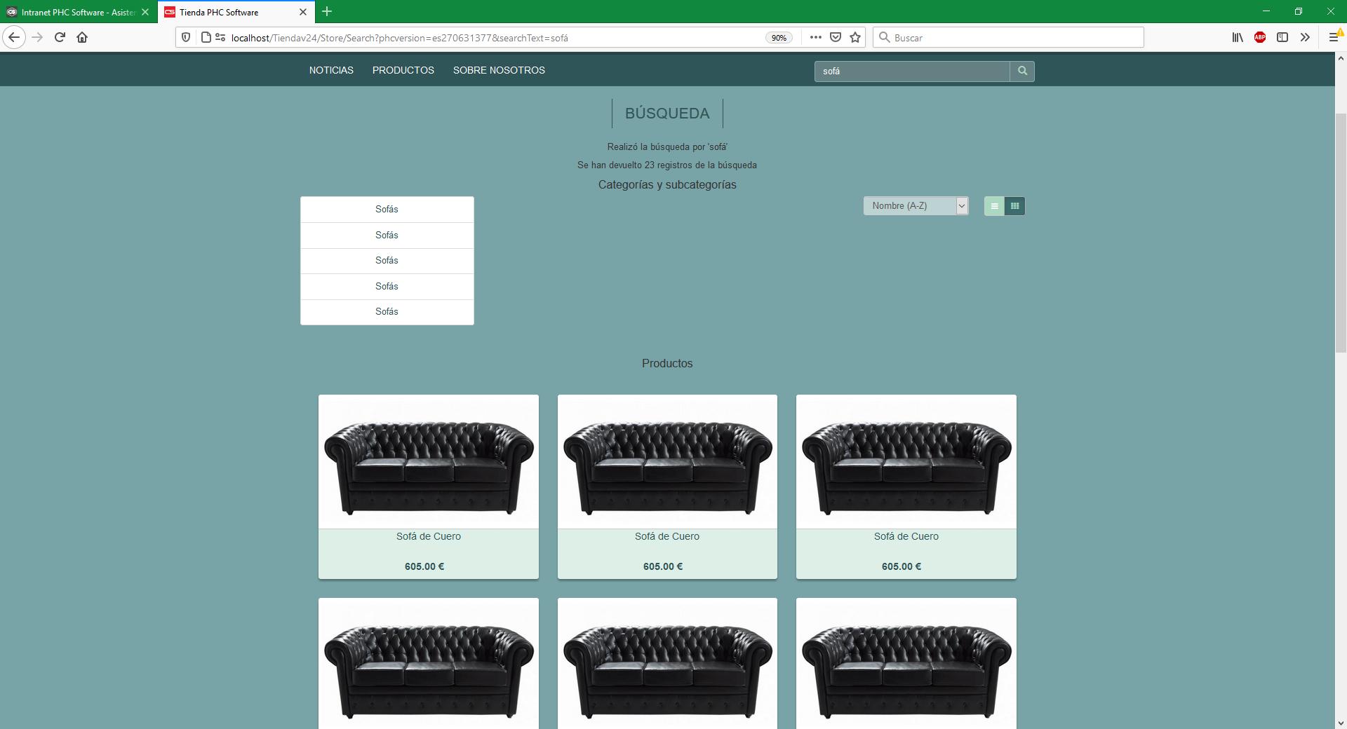 Búsqueda rápida y sencilla Software de Gestión para Retailde todos los productos